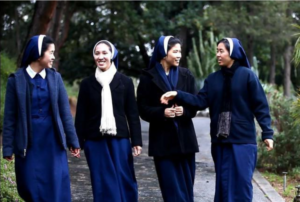 nuns, sisters, vocations
