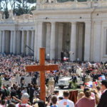 Last stop for World Youth Day Cross: Los Angeles