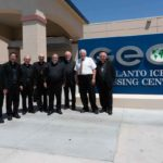 Six bishops, 16 priests hear confessions, say Mass at ICE detention center