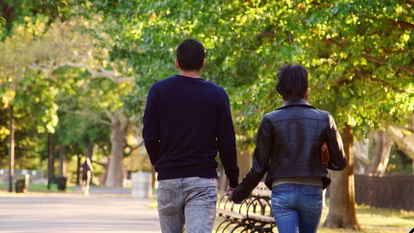 couple walking shutterstock